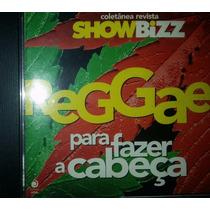 Cd Original Reggae Para Fazer A Cabeça - Coletânea Revista S