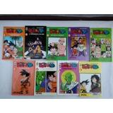 Mangas Vid Dragon Ball No. 24-32