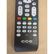 Controle Remoto Tv Cce Rc-517 Lcd Led Stile D4201 Original