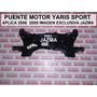 Puente Cuna De Motor Yaris Sport 2006 2009 Original Toyota