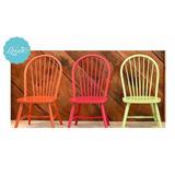 Larsen Deco -- Silla Retro Vintage Diseño, Todos Los Colores