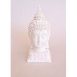 Busto Cabeza De Buda De Yeso Para Pintar