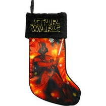 Star Wars Bota Navideña Darth Vader Nueva Disney