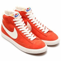 Botitas Nike Blazer Mid Prm Vntg Qs Moda Retro 638322-800