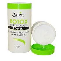 Botox 3d Line Branco Profissional Capilar 1 Kg
