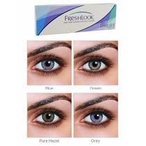 Pupilentes Fresh Look 10 Pares Puedes Combinar Colores ¡¡¡
