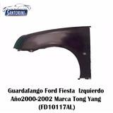 Guardafango Ford Fiesta Izquierdo 2000-2002