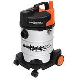 Aspiradora Industrial Gladiator 830 30l 1200w Polvo Agua