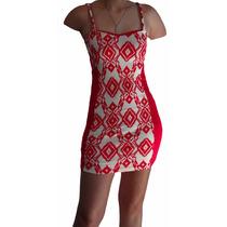 Vestido Al Cuerpo Entallado Mujer
