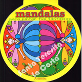 Libro Mandalas Para Pintar: Para Chicos - Lote X 5, Artemisa