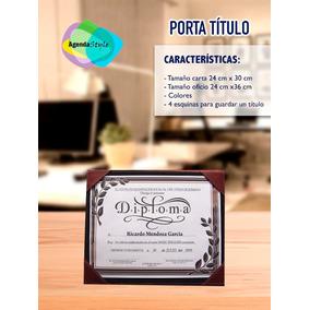 Carpetas Porta Titulo Para Graduaciones, 30cmx40cm