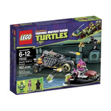 Lego Tortugas Ninja - Emboscada Caparazón