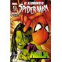 4 Revistas, Asombroso Spider-man, Hawkeye Y Capitan America