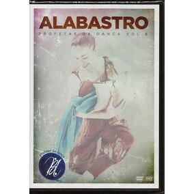Dvd Profetas Da Dança - Vol 6 Alabastro | Gisela Matos