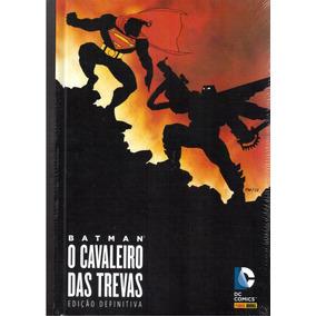 Batman O Cavaleiro Das Trevas - Edição Definitiva Capa Dura