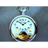 Relógio Hebdomas De Bolso De Coleção - Carlo Bochino