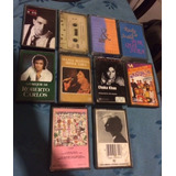 Lote 8 Cassettes Originales Compilados, Grandes Exitos, Etc