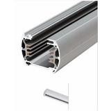 Riel Aluminio 2 Vias Dicroicas Bipin 86501 Bl Aller