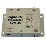Modulador Tv Videocable Cctv Camara Dvr Inyector Rf