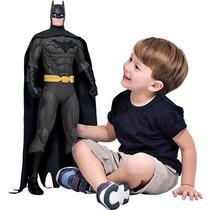 Boneco Que Meche Grande Do Batman 80 Cm Articulado Grande