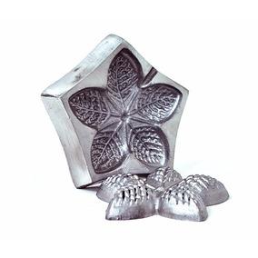 Kit De Frisadores Em Alumínio Fundido E Polido + Apostila