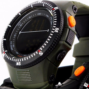 Reloj Skmei989 Sumergible Militar Calendario Alarma & Crono