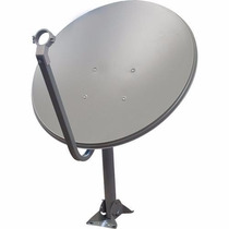 Antena Banda Ku 60cm + Lnb Simples Universal