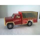 Camioncito Repartidor De Coca Cola Marca Buddy L