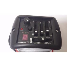 Captador Yamaha Apx Para Violão Pronta Entrega Pre Amp