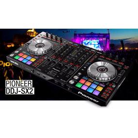 Controladora Pioneer Ddj-sx2 (black) Pronta Entrega !!!!!!