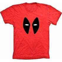 Camiseta Deadpool Anti-herói Pronta Entrega!