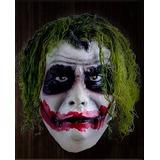 Mascara De Latex Las Mejores Del Pais - Guason Joker