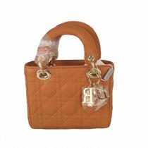 Bolsa Feminina Couro Mini Baby / Lady / Dior Mao Ombro