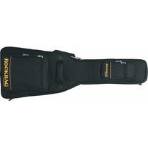 Bag Para Baixo Contrabaixo Royal Premium Rockbag Rb 20705 B