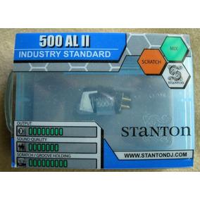 Stanton Modelo 500 Al Ii - Lacrada Na Case