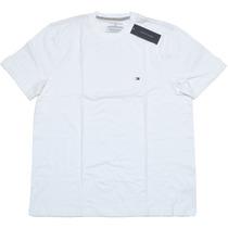 Camiseta Básica Tommy Hilfiger Tamanho Ggg / Xxl Original