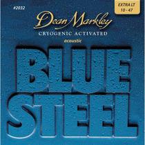 Cuerdas Guitarra Dean Markley Blue Steel 2032 Extra Lt