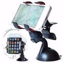 Suporte Veicular Polegada Ipad Galaxy Samsung Moto G Iphone