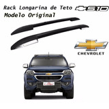 Rack Longarinas Teto Nova S10 S-10 2016 2017 Modelo Original