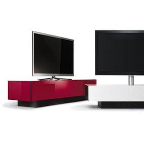 mueble de tv monimalista de cristal