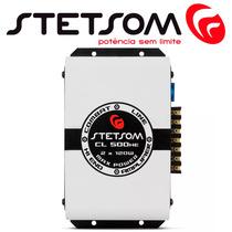 Modulo Amplificador Stetsom Cl500 Potência 120w Rms 2 Canais