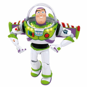 Boneco Buzz Lightyear Toy Story Multikids Br690 Portugues