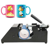 Plancha Termofijadora Sublimadora De Mugs, Maquina Para Mugs