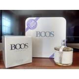 Perfume Boos Forever + Crema Corp. Lata Para Regalar
