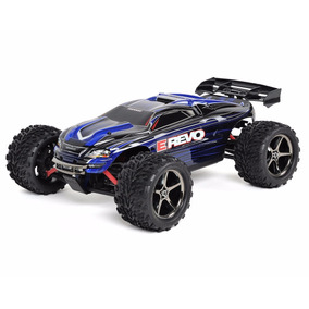 Traxxas E-revo 1/16 4wd Brushed Rtr Truck 2.4ghz Tra71054
