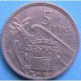 Spg España 5 Pesetas 1957.