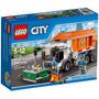Lego - Camión De Basura - 248 Piezas - Art 60118