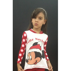 Camisa De Niña Navideña