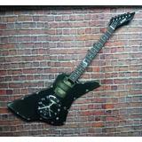 Guitarras Cr Reloj Artesanales Stell Top Tamaño Real
