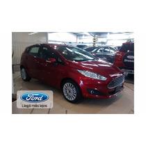 Ford Fiesta Kinetic Se 1.6 5 Puertas 0km Nafta 2017 (c)